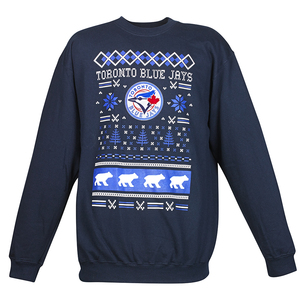 Adult Holiday Pullover Crew Neck by Mustang