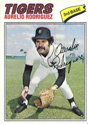 Photo of 1977 Topps #574 Aurelio Rodriguez