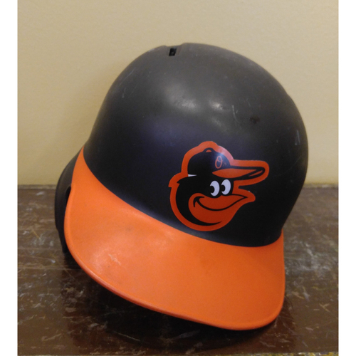 Photo of Chris Davis - Batting Helmet: Team-Issued
