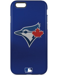 Toronto Blue Jays iPhone 8 Embroidery Lite Case by Skinit