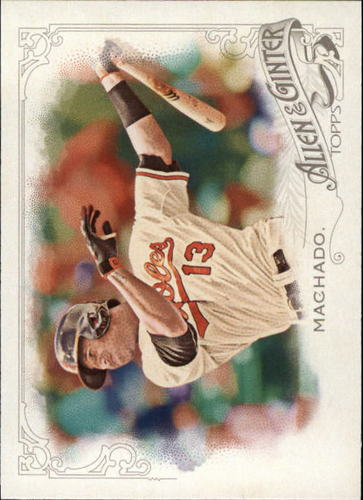 Photo of 2015 Topps Allen and Ginter #179 Manny Machado