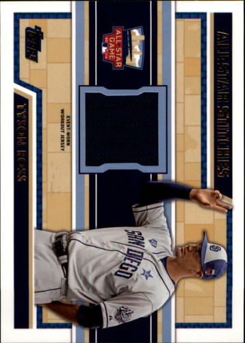 Photo of 2014 Topps Update All Star Stitches #ASRTR Tyson Ross