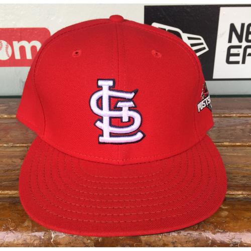 Photo of Cardinals Authentics: Kleininger Teran Home Red 2015 Postseason Cap