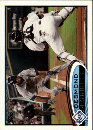 Photo of 2012 Topps #5 Desmond Jennings
