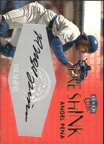 Photo of 2000 Ultra Fresh Ink #47 Angel Pena/1000