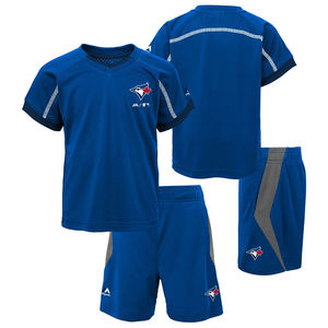 Toronto Blue Jays Toddler/Kids Legacy Shorts Set by Majestic