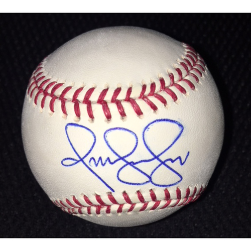 Photo of Omar Vizquel Autographed Baseball