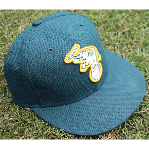 Photo of Sonny Gray 2017 Team-Issued BP Hat