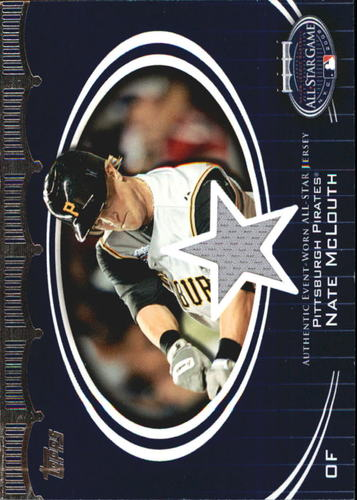 Photo of 2008 Topps Update All-Star Stitches #NM Nate McLouth