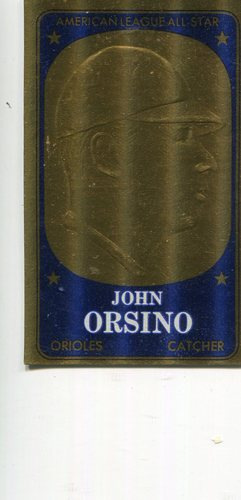 Photo of 1965 Topps Embossed #51 John Orsino