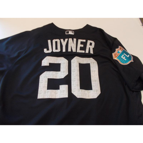 Photo of Wally Joyner 2016 Spring Training Home Jersey