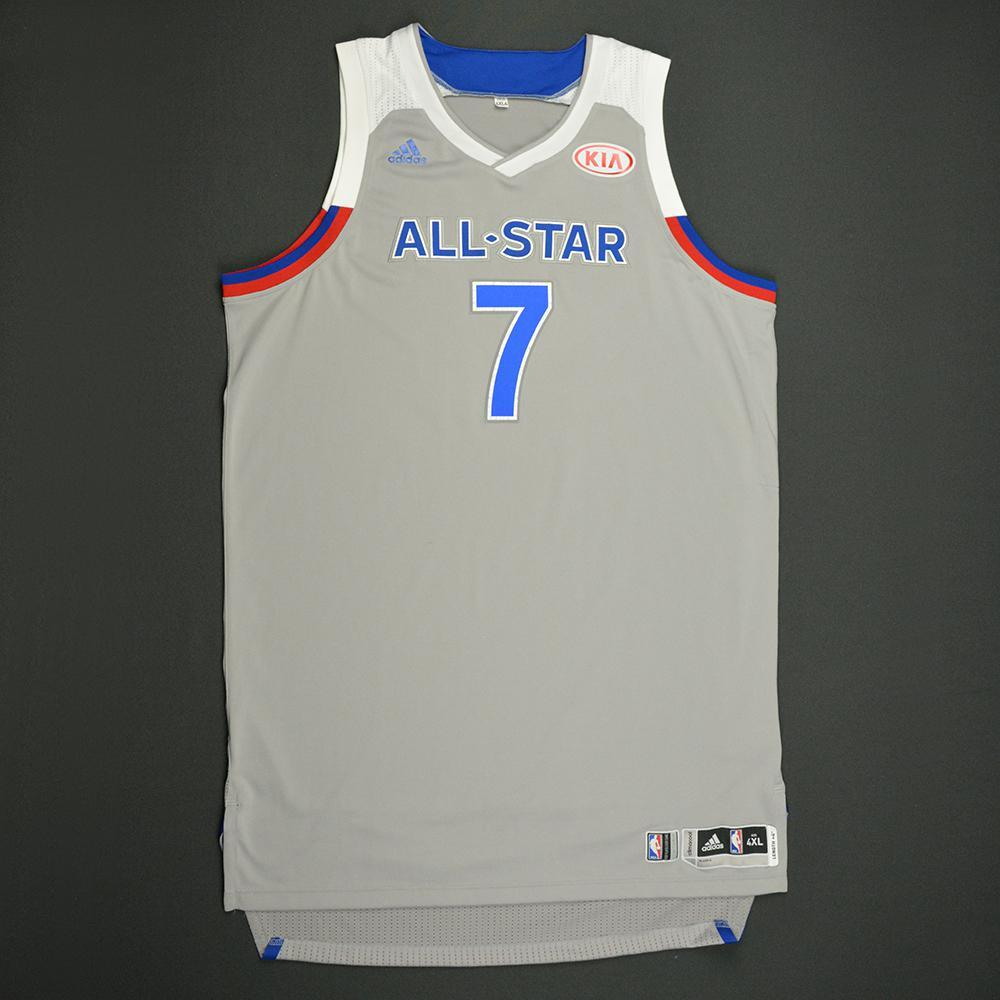 Carmelo Anthony - 2017 NBA All-Star Game - Eastern Conference - Autographed Jersey