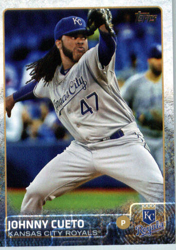 Photo of 2015 Topps Update #US304 Johnny Cueto