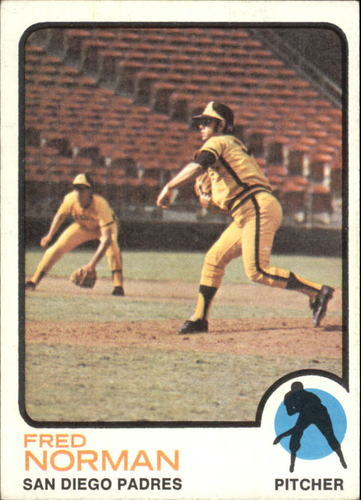Photo of 1973 Topps #32 Fred Norman
