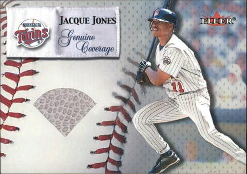 Photo of 2000 Impact Genuine Coverage Batting Gloves #8 Jacque Jones