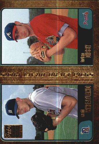 Photo of 2001 Topps Gold #353 M.Wheatland/B.Digby