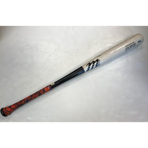 Jose Iglesias Game-Used Bat