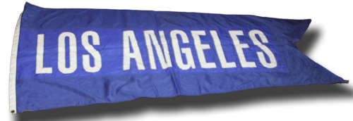 Photo of Wrigley Field Collection -- Rooftop Flag -- Los Angeles