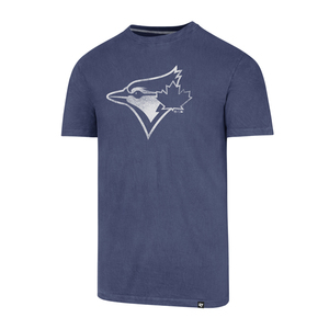 Toronto Blue Jays Inkblock Flatiron T-shirt by '47 Brand