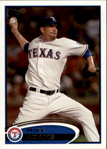 Photo of 2012 Topps #8 Mike Adams