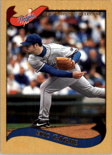Photo of 2002 Topps Gold #238 Eric Gagne
