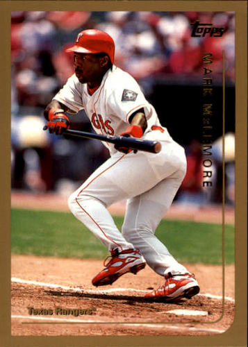 Photo of 1999 Topps #396 Mark McLemore