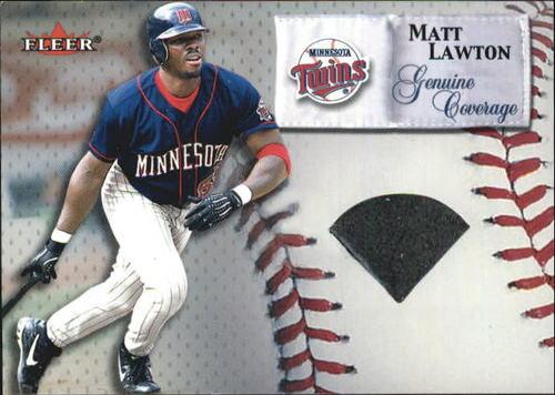 Photo of 2000 Impact Genuine Coverage Batting Gloves #10 Matt Lawton