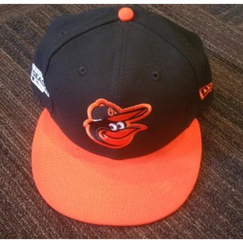 Photo of #13 - Postseason Hat: Team-Issued