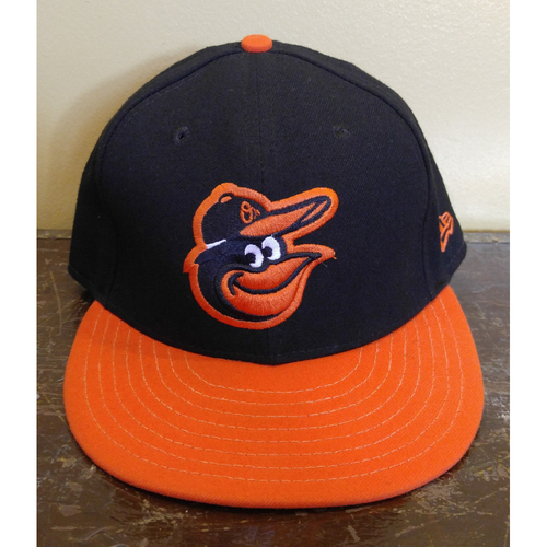 Photo of J.J. Hardy - Road Cap: Team-Issued