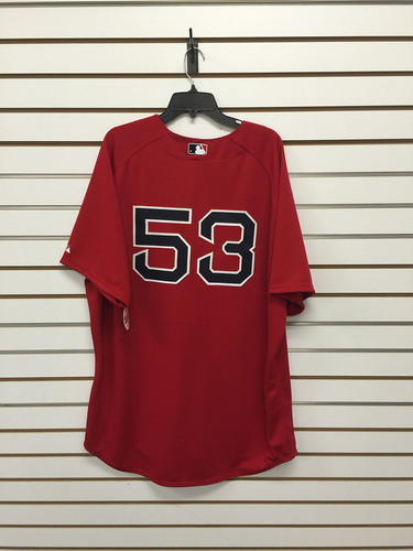 Photo of John Farrell Team Issue 2014 Home Alternate Jersey
