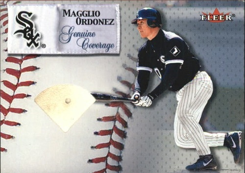 Photo of 2000 Impact Genuine Coverage Batting Gloves #14 Magglio Ordonez