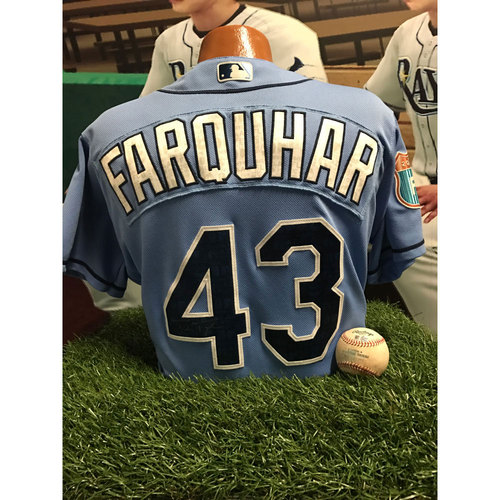 Photo of Autographed Jersey: Danny Farquhar
