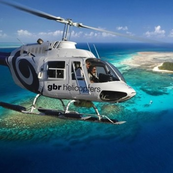 Click to view Great Barrier Reef Helicopter Tour + Elton John Concert in Cairns.