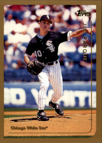 Photo of 1999 Topps #413 Jim Parque