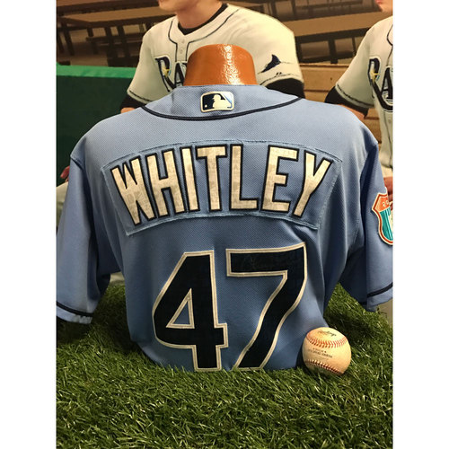 Photo of Autographed Jersey: Chase Whitley