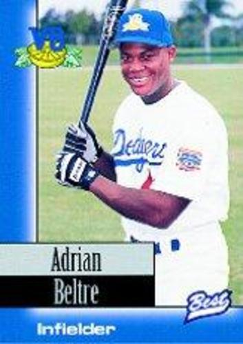 Photo of 1997 Vero Beach Dodgers Best #5 Adrian Beltre