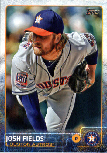 Photo of 2015 Topps Update #US98 Josh Fields