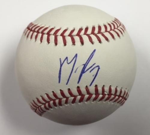 Photo of Maikel Franco Autographed Baseball