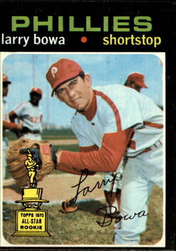 Photo of 1971 Topps #233 Larry Bowa