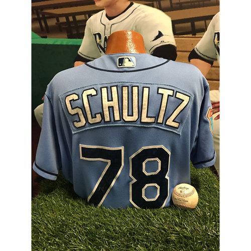 Photo of Autographed Jersey: Jaime Schultz