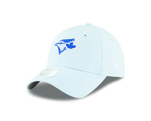 Toronto Blue Jays Women's Logo Gleam Cap by New Era