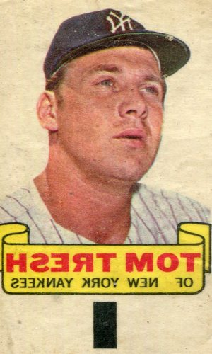 Photo of 1966 Topps Rub-Offs #94 Tom Tresh