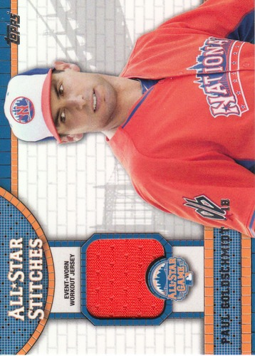 Photo of 2013 Topps Update All Star Stitches #PG Paul Goldschmidt
