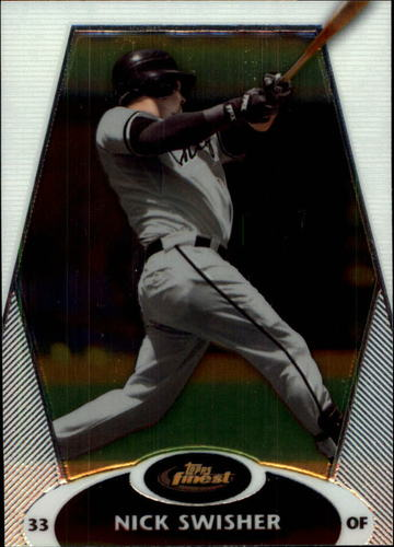 Photo of 2008 Finest #49 Nick Swisher