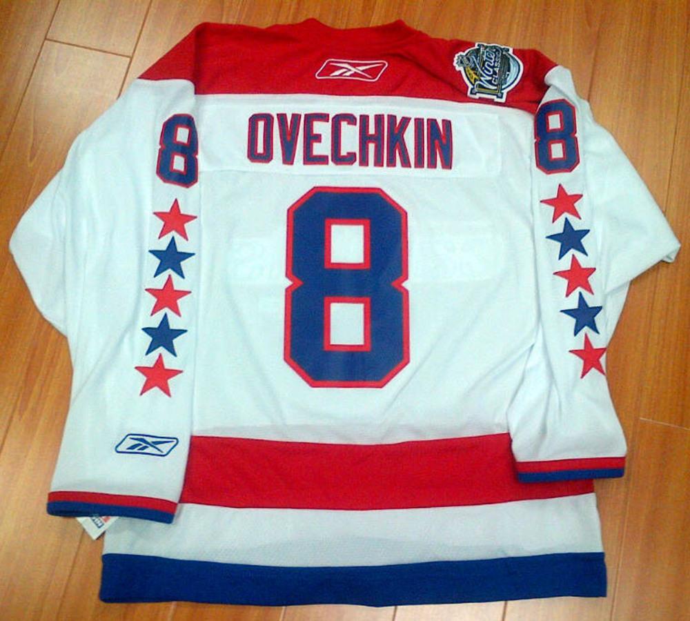 Alexander Ovechkin 2011 Winter Classic Reebok Premier Hockey Jersey *Size L*