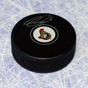 Bobby Ryan Ottawa Senators Autographed Hockey Puck
