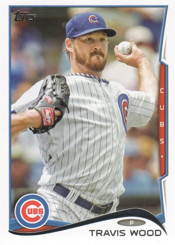 Photo of 2014 Topps #511 Travis Wood
