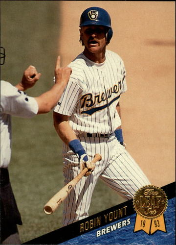 Photo of 1993 Leaf #188 Robin Yount