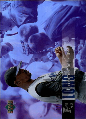 Photo of 2006 Upper Deck Special F/X Purple #234 Terrence Long /150