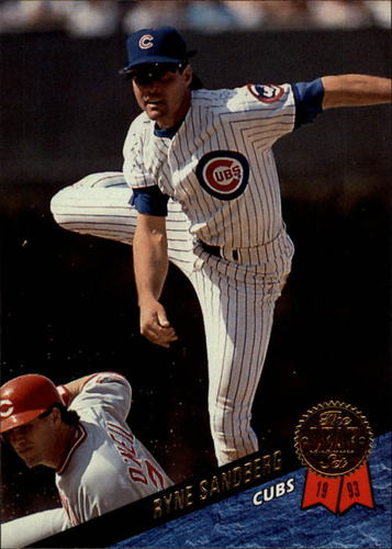 Photo of 1993 Leaf #224 Ryne Sandberg